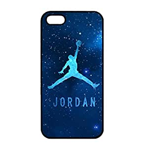 Iphone 5/5s Case,Jordan Logo Hard Phone Case Cover For Iphone 5/5s New Design