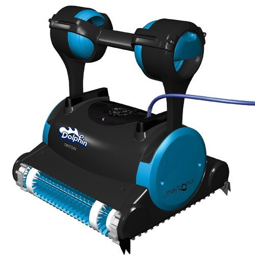 Dolphin 99996356 Dolphin Triton Robotic Pool Cleaner Under $1600