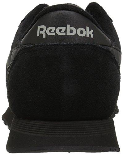Reebok Klassiske Joggesko Sort / Sort / Carbon