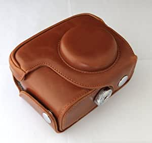 Eynpire Camera Leather Case For Canon Powershot G12 G11