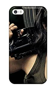 Awesome Case Cover Compatible With Iphone 4/4s - Assault Rifle