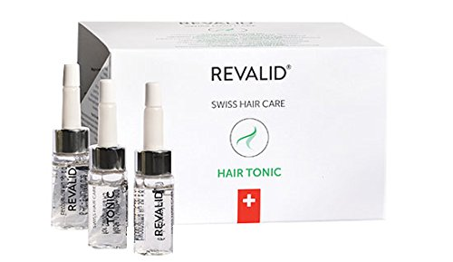 Buy Revalid Tonic Hair Loss Treatment Growth Ampoule 20x... Online at Low  Prices in India - Amazon.in 24aa415c8b6