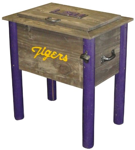 Country Cooler LSU Tigers Cooler, 54-Quart (Country Cooler)
