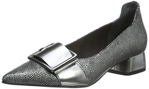 Zinda 2681, Mocasines para Mujer Gris - gris