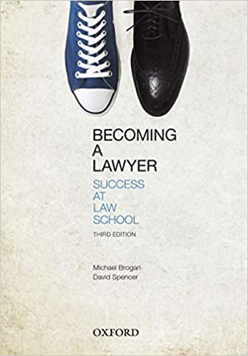Success at Law School Becoming a Lawyer