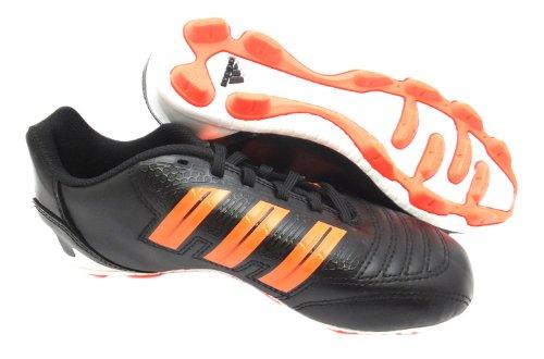 Adidas Predito Trx Hg J, Scarpe da calcio bambini Nero nero