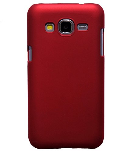 competitive price 8fbd6 1c1d1 Shop Buzz Matte Hard Case Back Cover For Samsung J2 2016 (Red Colour) -  Back Case for Samsung Galaxy J2-6