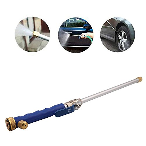 Ingenious High Pressure Water Gun Tube Hose Car Power Washer Spray Nozzle Water Hose Wand Attachment Spray Tips Cleaner Watering Garden Attractive And Durable Home & Garden
