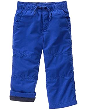 Gymster True Blue Toddler Boys Pants