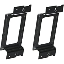 Vermont American 23457 Hinge Door and Jamb Mortising Template Set for 3-1/2-Inch to 4-Inch Butt Hinges