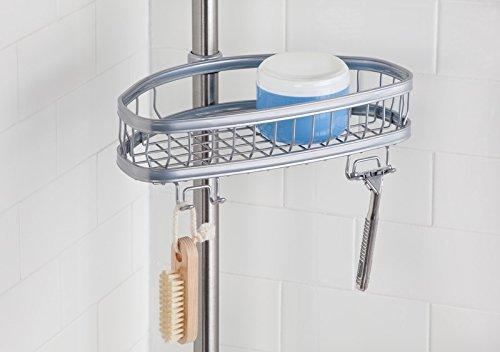 Mdesign teleskop duschregal ohne bohren zu montierende