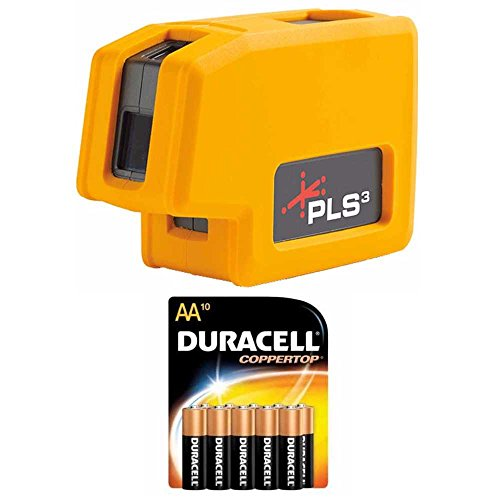 Pacific Laser Systems PLS 3 Red Tool With 10 Pack Duracell for sale  Delivered anywhere in USA