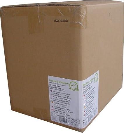 documentos médicos SAP Plus, Flocke, 15 UNIDADES color: Azul medi-inn 60 x 60cm: Amazon.es: Salud y cuidado personal