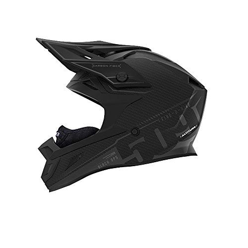 509 Altitude Carbon Fiber Helmet - Black Ops with Fidlock (2018) - MD