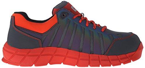 Caterpillar Hommes Chromatic Comp Toe Chaussure De Travail Moyen Charbon De Bois