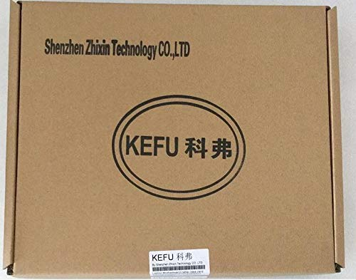YOUKITTY for Dell Studio 1555 Laptop Motherboard CN-0K313M 0K313M DDR2 Mainboard with Graphic Test Good