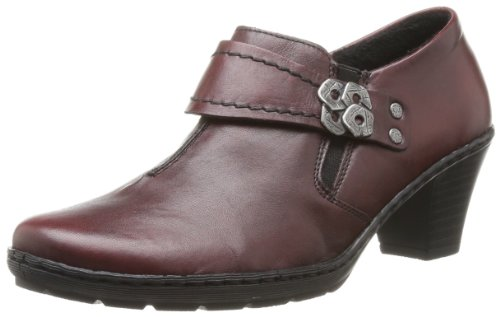 Rieker 57152/35, Women's Closed-Toe Pumps Red (Burgundy)