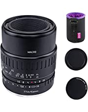 TTartisan 40mm F2.8 Macro Lens, Compatible with Fuji X-Mount X-A1 X-A10 X-A2 X-A3 A-at X-M1 XM2 X-T1 X-T3 X-T10 X-T2 X-T20 X-T30 X-Pro1 X-Pro2 X-E1 X-E2 E-E2s X-E3