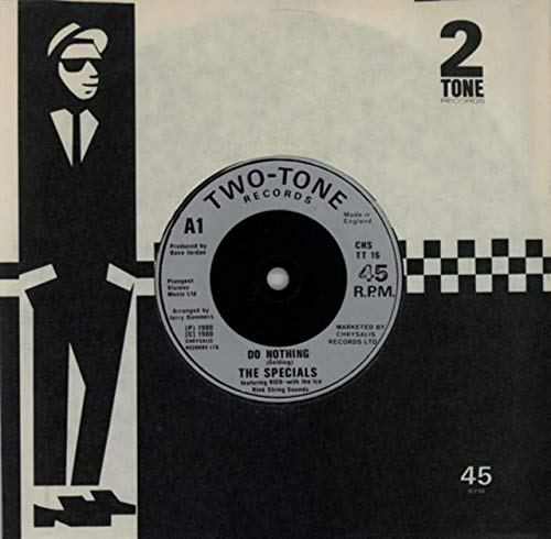 The Specials - Do Nothing / Maggie's Farm - 7