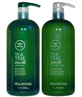 Tea Tree Special Liter Duo (33.8oz) (B0012NA81A) | Amazon price tracker / tracking, Amazon price history charts, Amazon price watches, Amazon price drop alerts