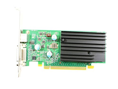 Ddr2 256mb Graphics Card Pcie - Dell K192G NVIDIA GeForce 9300GE 256MB DDR2 64-Bit PCIe x16 Video Card 0K192G