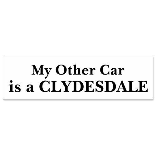 Clydesdale Sticker - 8