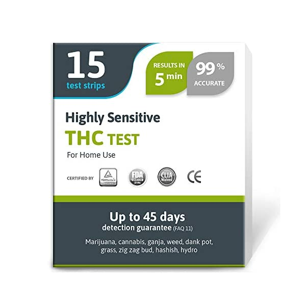 Home Marijuana Test Kit