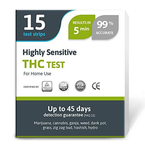 Home Marijuana Test Kit