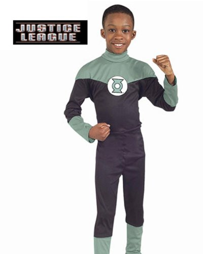 Green Lantern Costumes For Sale (Green Lantern Child Costume - Large)