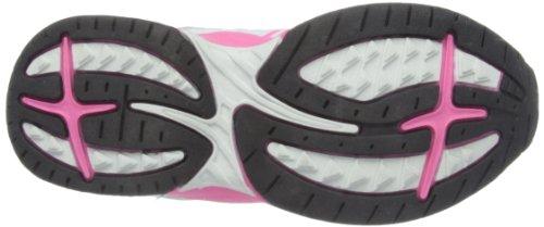 Hi-Tec Outrunner W - Zapatillas de correr de material sintético mujer Plata - Silver/White/Pink