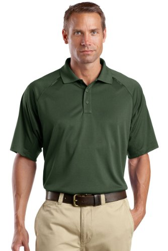 - Cornerstone Men's Select Snag Proof Tactical Polo 3XL Dark Green