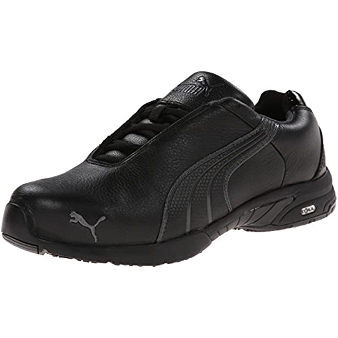 PUMA Safety Velocity WNS Low ASTM SD Safety Shoes Safety Toe Steel Toe Cap Slip Resistant Water Resistant Women