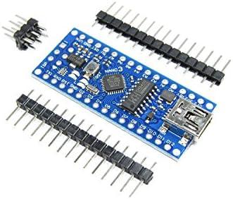 Baite Nano atmega168 Junta 5 V 16 mhz V3 CH340 (Compatible con ...