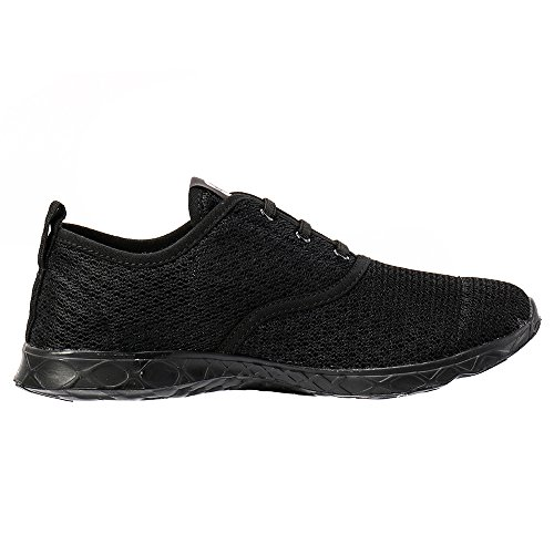 All ALEADER Stylish Quick Shoes Aqua Drying Black Women's Water pAwqpYr