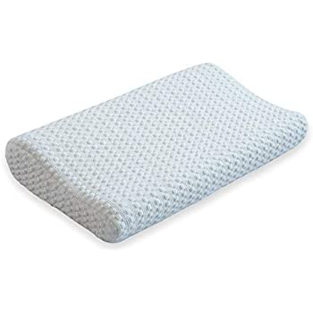 Amazon Com Silqui Small Neck Memory Foam Contour Pillow