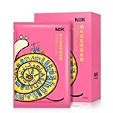 【NRK】NRK Snail Essence Intense Hydra Repair Mask 10pcs