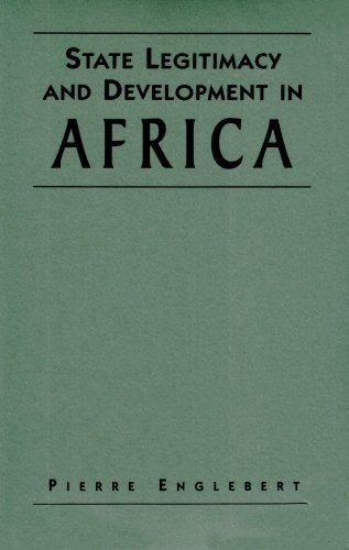 Download State Legitimacy and Development in Africa: 1st (First) Edition PDF
