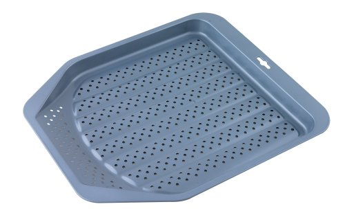 Swift Faringdon Collection Bakers Pride Non-Stick Oven Chip Tray Carbon Steel 39 cm x 34 cm x 3 cm - Faringdon Collection Bakers