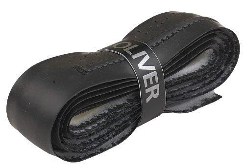 Oliver Supergrip Basisgriffband mit Konturrille 4 Stück schwarz