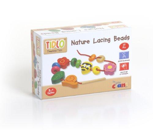 Tidlo T0082 Nature - Juego de madera para ensartar: Amazon.es: Juguetes y  juegos