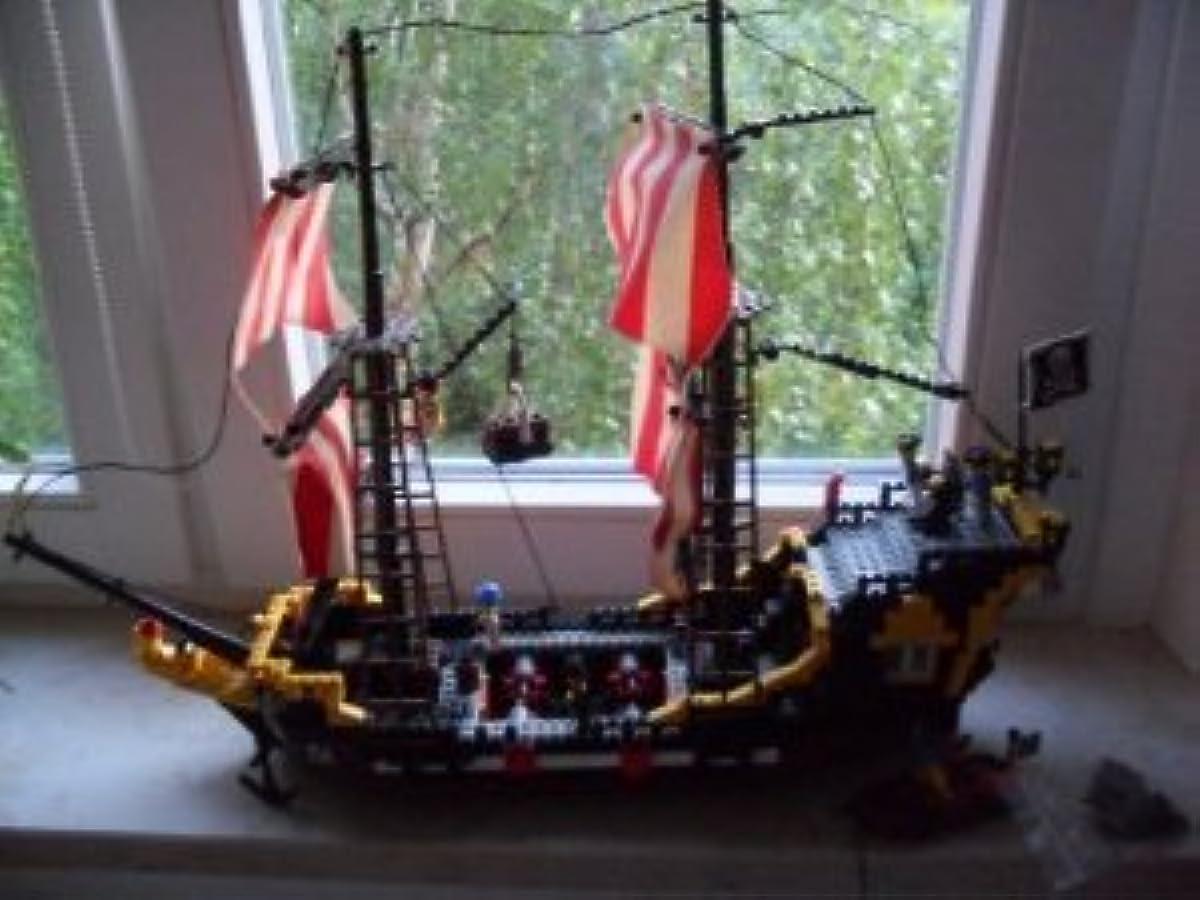[해외] LEGO (레고) PIRATES BLACK SEAS BARRACUDA # 10040 블럭 장난감 (병행수입)