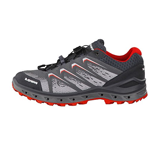 Gore rouge Lo 310626–9717 De Homme nbsp;graphite Gtx Lowa Chaussure tex Aerox Randonnée wzxB7IEqP