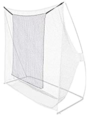 GoSports Golf Practice Hitting Net   Choose Between Huge 10' x 7' or 7' x 7' Nets   Personal Driving Range for Indoor or Outdoor Use   Designed by Golfers for Golfers