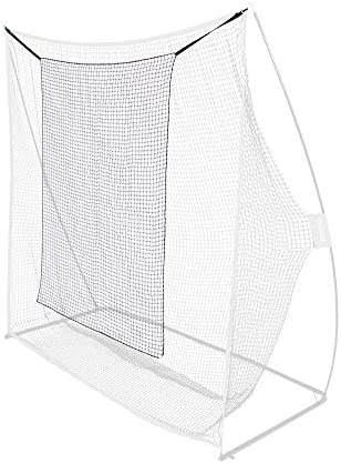 GoSports Golf Practice Hitting Net Choose Between Huge 10 x 7 or 7 x 7 Nets Personal Driving Range for Indoor or Outdoor Use Designed by Golfers for Golfers