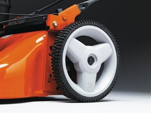 Husqvarna 7021P 21-Inch 160cc Honda GCV160 Gas Powered 3-N-1 Push Lawn Mower With High Rear Wheels (CARB Compliant)