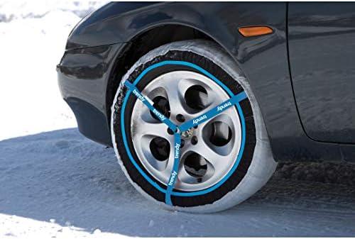 Trucks 4x4 for Cars Trendy 40-M Textile Snow Chains 2 Units SUV