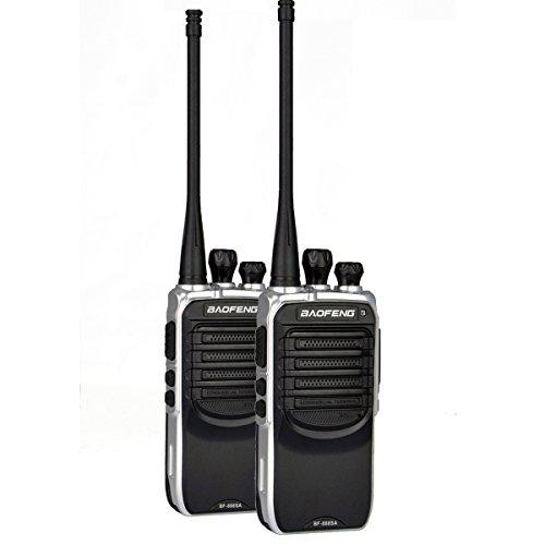 Baofeng BF-888SA UHF Walike Talkie 400-480MHZ Long Distance Range Communication High Battery Pack 1500mAh Two-Way