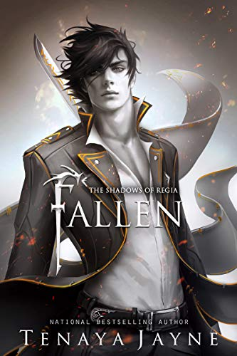 Fallen (Shadows Of Regia Book 1) by [Jayne, Tenaya]