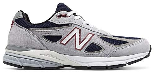 navy bk4 d Grey New Uomo Sneaker M990 Balance wFnEpq0