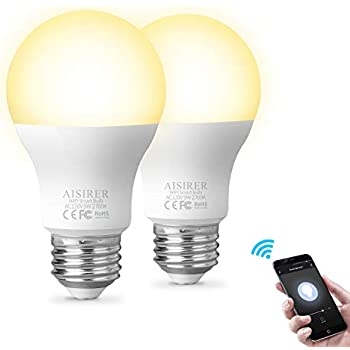 C by GE A19 C-Life and C-Sleep Smart LED Light Bulb Combo by ...